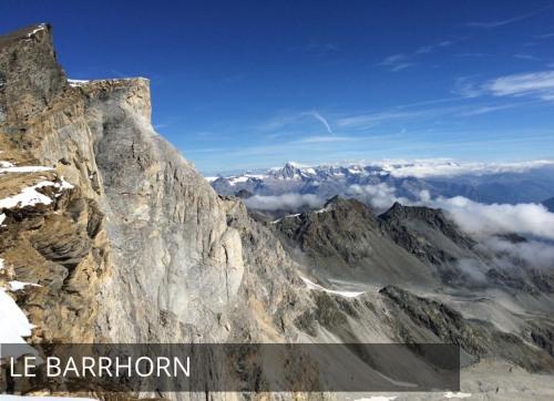Suisse - Le Barrhorn