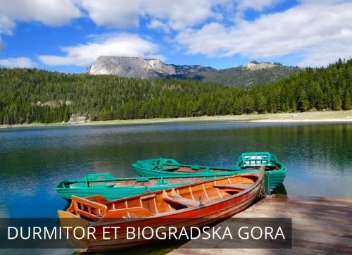 Monténégo - Durmitor et Biogradska Gora
