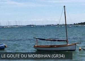 Le Golfe du Morbihan (GR34)