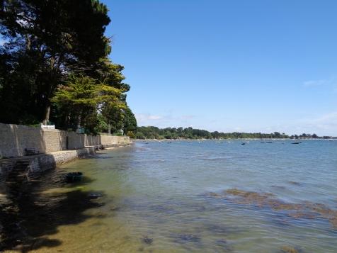 Le chemin côtier GR 34