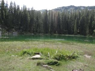 Lac Zminje Jezero dans le Parc du Durmitor