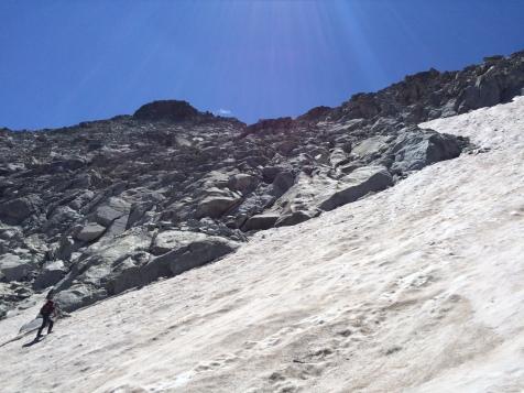 Le glacier de Néouvielle