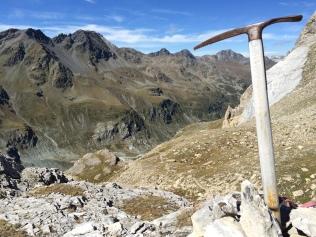 hommage à un alpiniste disparu