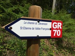 En direction de Saint Etienne Vallée Française