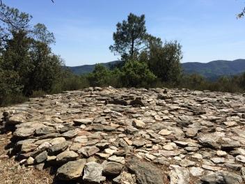 Une tombe préhistorique