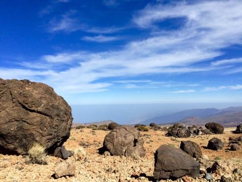 Les œufs du Teide
