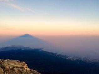 L'ombre du Teide