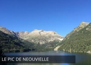 Pic de Néouvielle et son massif