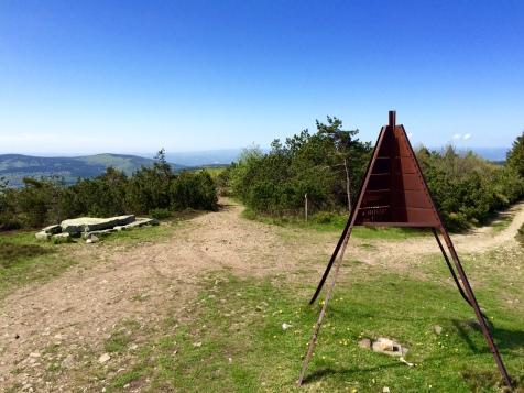 Le Mont Mouchet - 1497 mètres