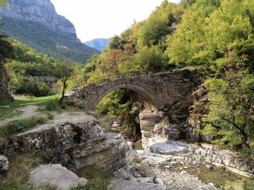 Vieux pont entre Papigo et Micro Papigo