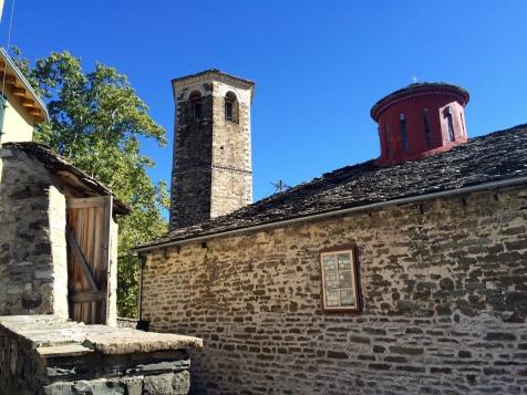 L'église de Tsepelovo
