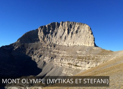 Mont Olympe