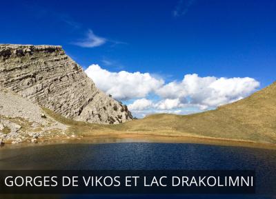 Menu lac Drakolimni