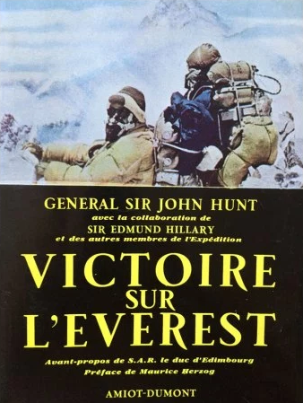 Victoire sur L'Everest - John Hunt