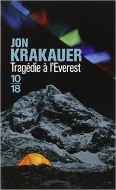 Tragédie à l'Everest - Jon Krakauer