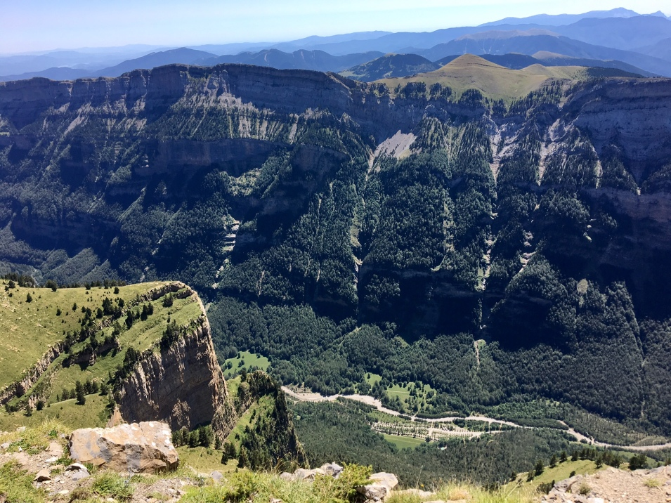 Le canyon d'Ordesa