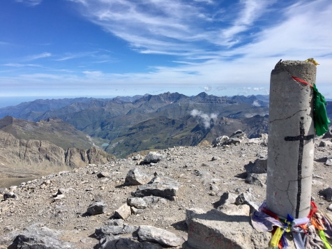 Au sommet du Mont-Perdu