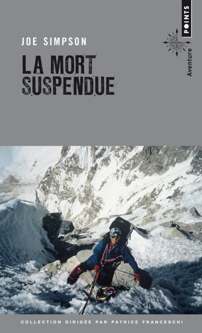 La Mort Suspendue - Joe Simpson