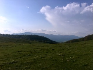 Au Col de Chironne