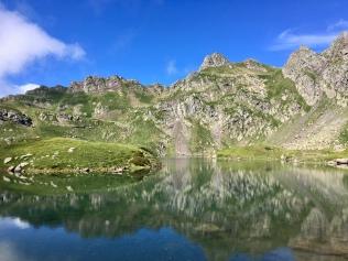 Le lac Bersau