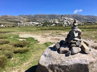 Les paysages du plateau du Coscione