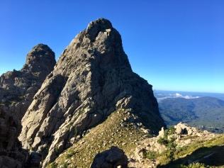 Les Aiguilles de Bavella (variante alpine GR20)