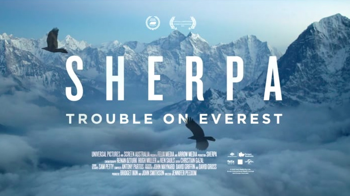 SHERPA Trouble on Everest