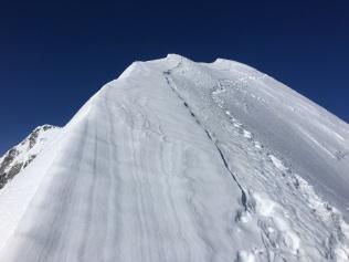Antécime du Mont Maudit