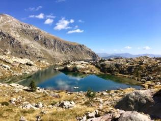 Les lacs du Diable depuis le GR 52