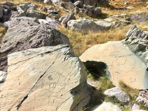 Gravures rupestres de la Vallée des Merveilles