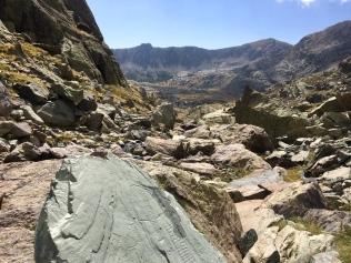 Gravure rupestre de la Vallée des Merveilles