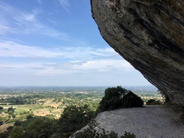 Les rochers de Baude