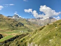 Sur le Tour du Mont Blanc - un peu le refuge des Mottets